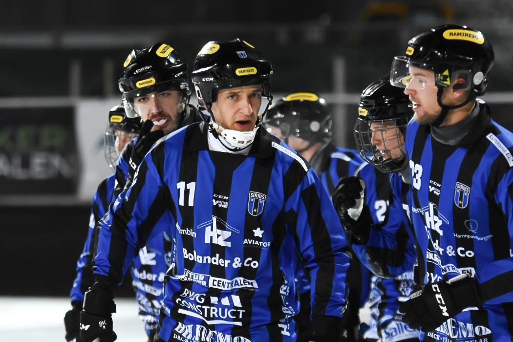 Inför IFK Motala – Sirius