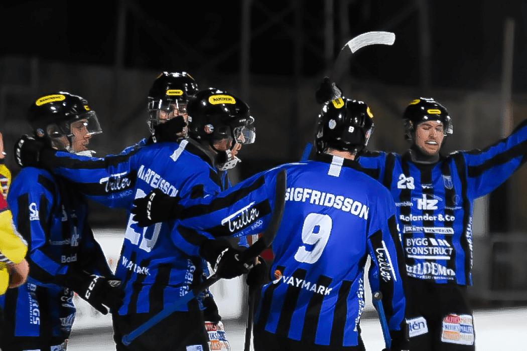 Storseger mot IFK Vänersborg
