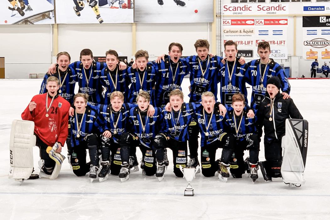 U16 | Sirius svenska mästare